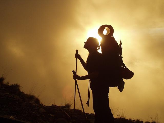 jak ubrać się w góry